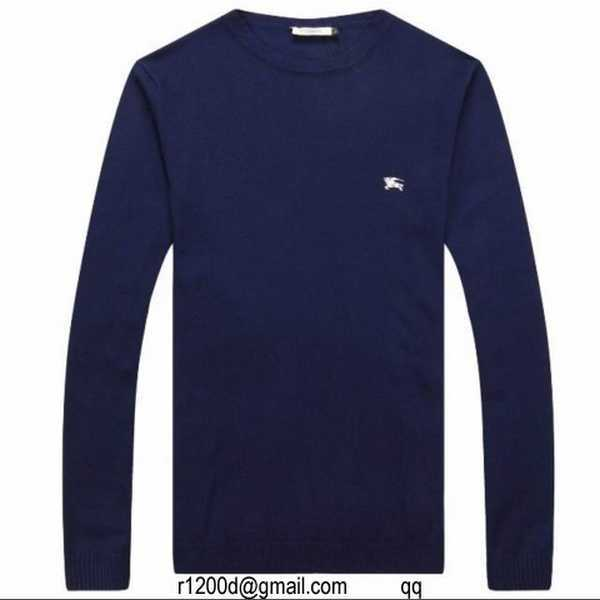 7118519fb87a Pull Burberry Homme Prix